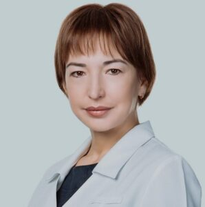 Романець Світлана Миколаївна